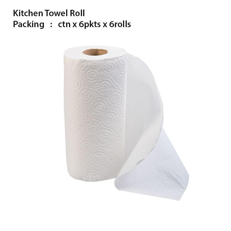 Kitchen Towel Roll
