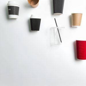 Paper Cup / Lid