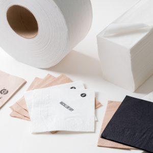 Tissue & Napkins